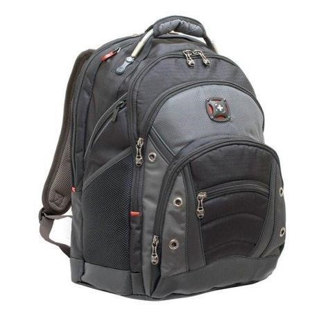 "Wenger Swissgear Synergy 15.6"" Laptop Backpack - Grey"
