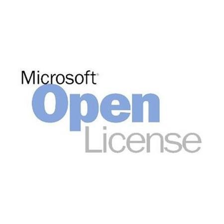 Microsoft SharePoint Standard CAL Single License/Software Assurance Pack OLP 1License No Level UserCAL