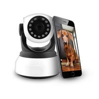 ElectrIQ Wifi pet monitoring camera with Audio