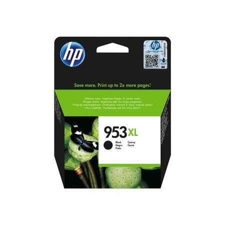 Hewlett Packard HP 953XL High Yield Black Original Ink Cartridge