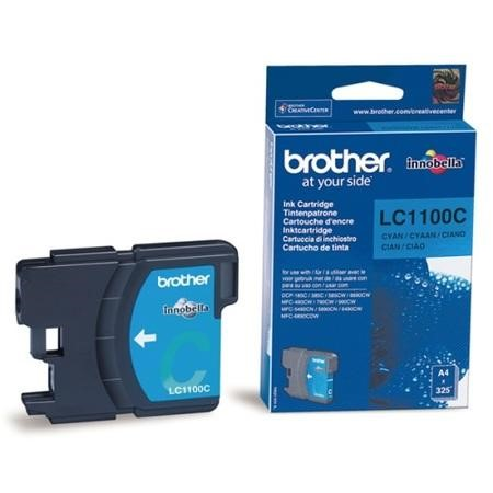 Brother LC 1100C Print Cartridge - Cyan