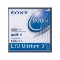 Sony LTX400G - LTO Ultrium x 1 - 400 GB - storage media