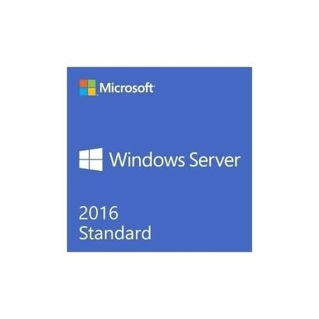 HPE Proliant Windows Server 2016 16-Core Standard ROK