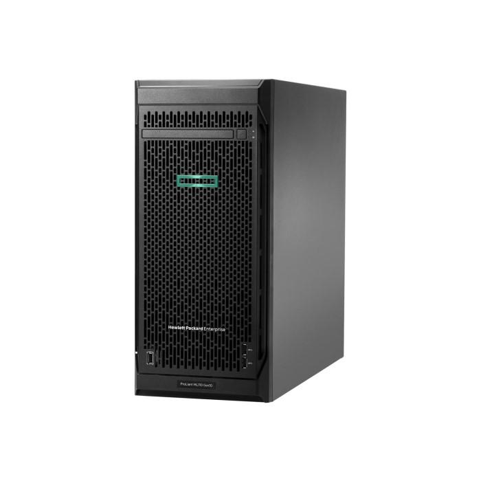 HPE ProLiant ML110-Gen10 Xeon Bronze 3104 - 1 7GHz 8GB No HDD - Tower Server