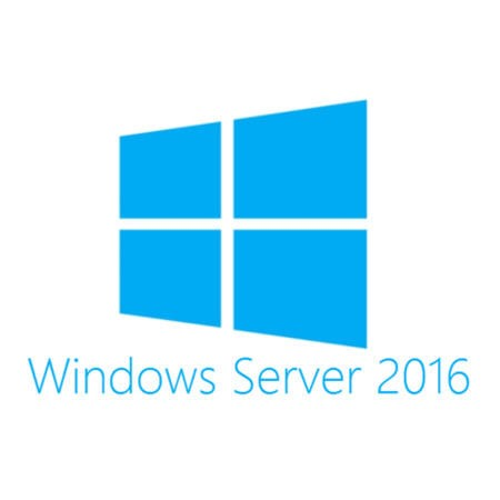 Microsoft Windows Server 2016 Standard 24 Core English OEI DVD