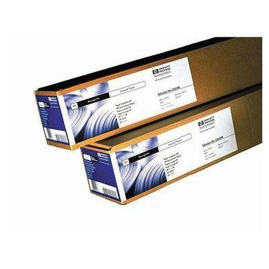 HP - coated paper - 1 roll(s)