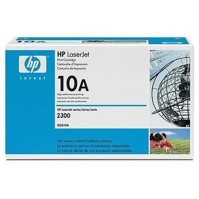 HP 10A - toner cartridge