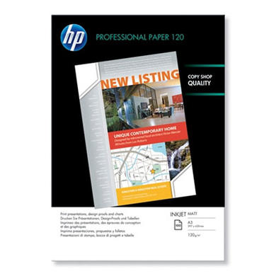 HP Professional 120 matt - matte paper - 100 sheet(s)
