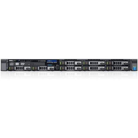 Dell PowerEdge R630 2 x Xeon E5-2650V3 1 U 2 way 32 GB 300gb HD Rack Server