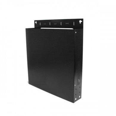 Computer Hardware 2U 19 Wide Vertical Open Server Wallmount Cabinet