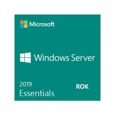 Fujitsu Microsoft Windows Server 2019 Essentials - Base Licence - 1 - 2 CPU - ROK