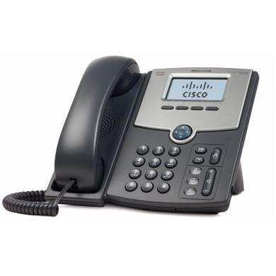 Cisco 1 Line IP Phone Display POE PC