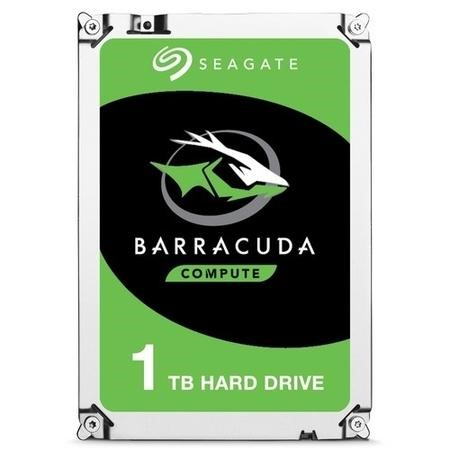 "Seagate BarraCuda 1TB Desktop 3.5"" Hard Drive"