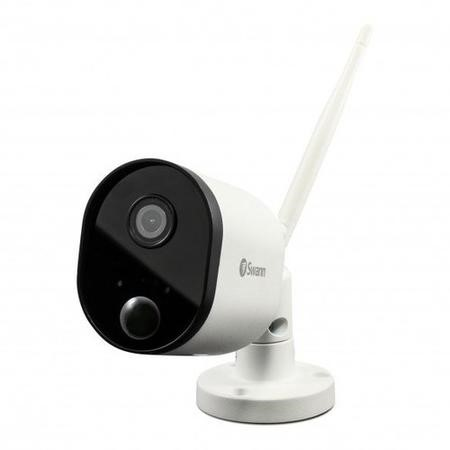 Swann 1080p HD Wireless Wi-Fi Cameras with Heat/Motion Sensing Night Vision & Audio - 4 Pack