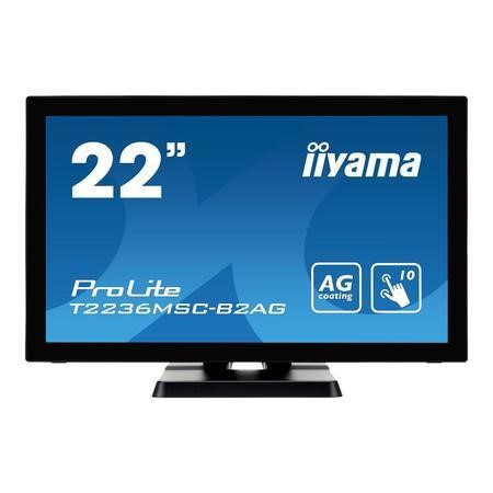 "Iiyama ProLite 22"" Full HD HDMI Touchscreen Monitor"