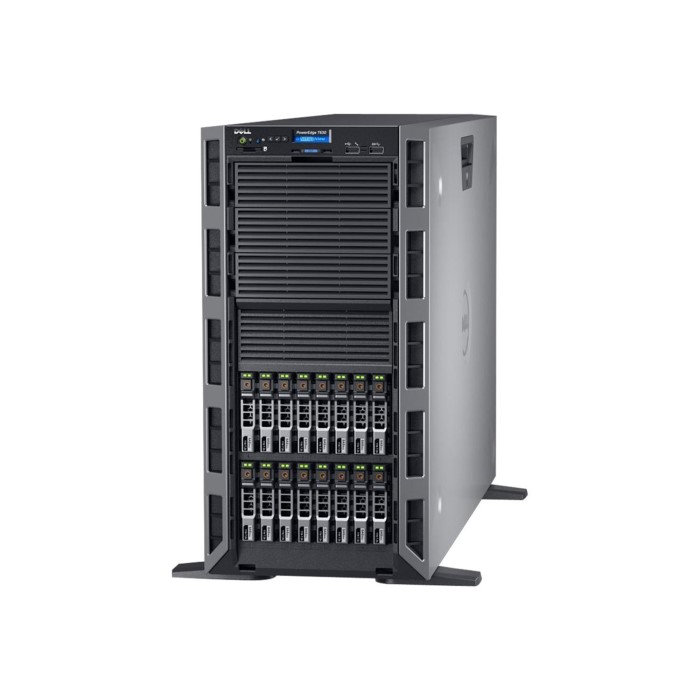 Dell PowerEdge T630 Chassis 8 x 3 5