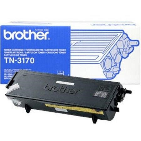 Brother TN 3170 Toner Cartridge - Black
