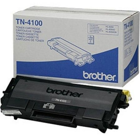 Brother TN 4100 Toner Cartridge - Black