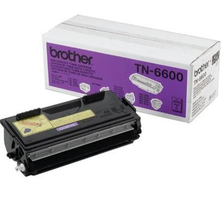 Brother TN 6600 Toner Cartridge - Black