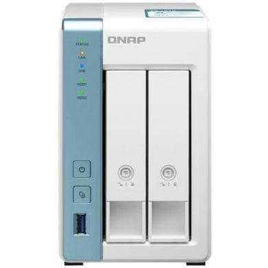 Computer Hardware QNAP TS-231K 2 Bay Diskless Desktop NAS