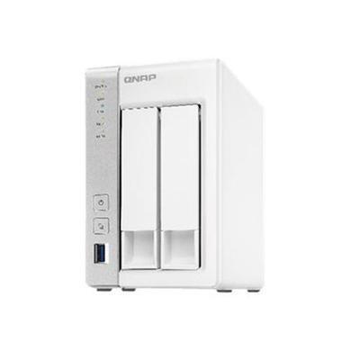 Computer Hardware QNAP TS-231P2-1G/4TB-RED 2 Bay NAS