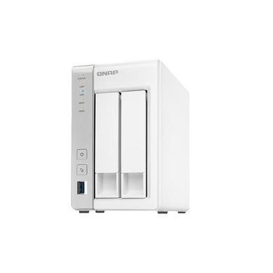Computer Hardware QNAP TS-231P/2TB-RED 2 Bay 4GB 1GB Desktop NAS