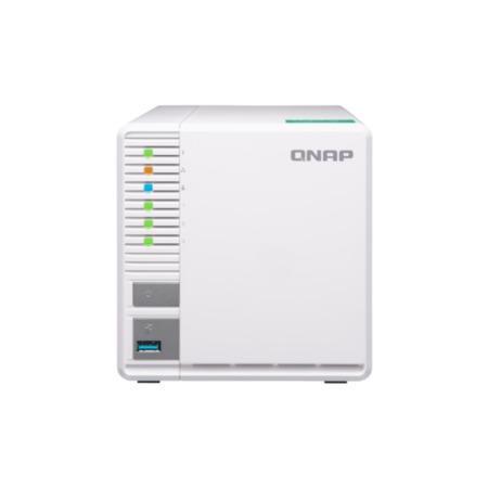 QNAP TS-328 3 Bay - 4GB Diskless Desktop NAS
