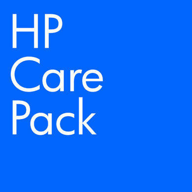 HP Desktop Care Pack for HP Workstations - 4yr On-Site SVC with DMR