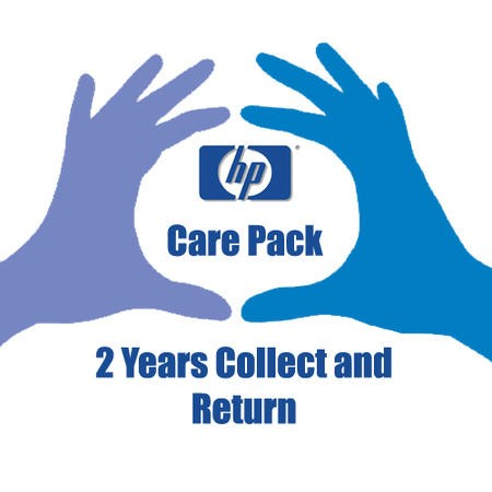 Hewlett Packard Care Pack 2 years Pick-up and Return