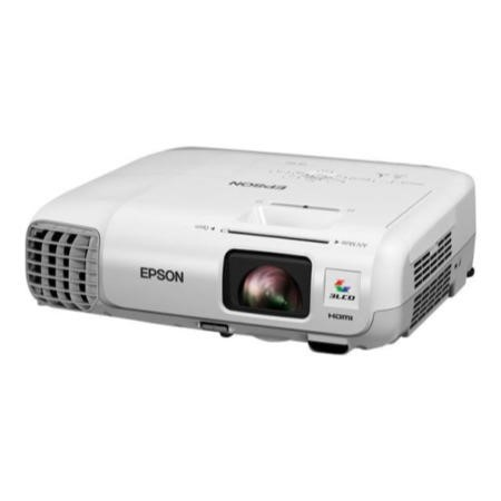 Epson EB-945H 3000 Lumens XGA Resolution 3LCD Technology Meeting Room Projector 2.9 Kg