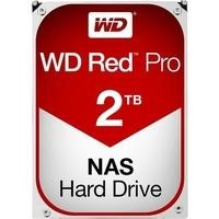 Western Digital WD 2TB RED PRO 64MB 3.5 INCH DESKTOP SATA 6Gb/SEC INTERNAL HDD FOR 8-16 BAY NAS