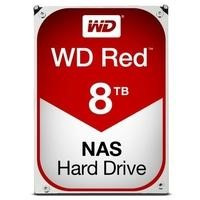 Western Digital 8TB Red 64MB 3.5 INCH Desktop SATA 6Gb/SEC Internal HDD NAS
