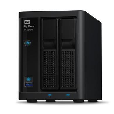 Computer Hardware Western Digital MyCloud PR2100 4TB 2 Bay NAS