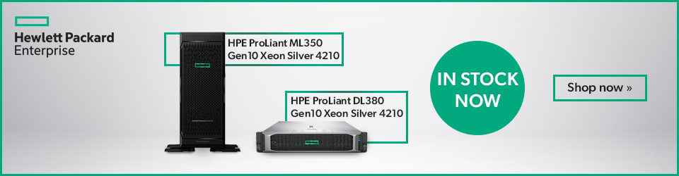 Hewlett Packard Enterprise Performance Servers