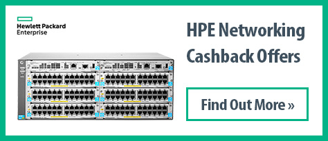 HPE Networking Cashback
