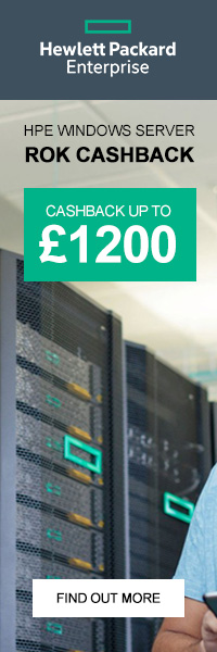 HPE Cashback Offers