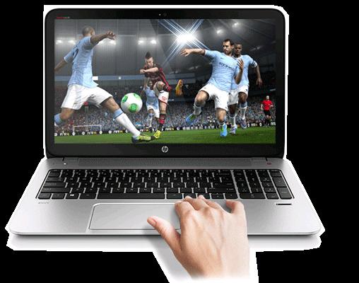 HP ENVY 15-k201na Core i7-5500U 8GB 1TB NVidia GeForce GTX850M 4GB 15 6  inch Windows 8 1 Laptop