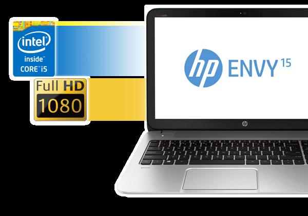 HP ENVY 15-k200na Core i5-5200U 8GB 1TB DVDSM NVidia GeForce 840M 2GB 15 6  inch Windows 8 1 Laptop in Silver