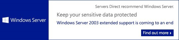 Windows Server 2003 to 2012 R2